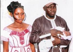 Touba : Un bébé né le 25 mars baptisé Macky Sall