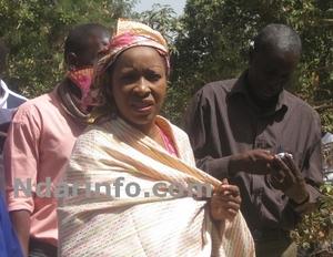 """Awa Ndiaye: """"Je ne suis pas une militante du PDS, je suis..."""""""