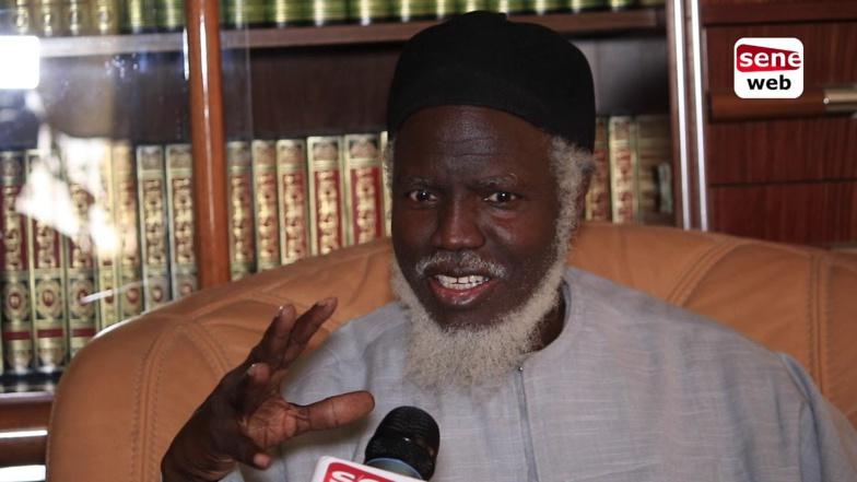 """Refus d'enterrement du braqueur à MPAL : """" La décision du Khalife est légitime"""", selon Oustaz Alioune SALL"""