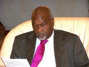 Amath Dansokho nommé ministre d'Etat