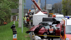 France: Un Sénégalais tue 4 personnes et en blesse 6 autres dans un accident de la circulation.