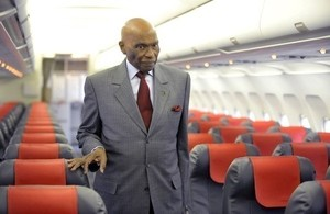 "Macky Sall met en vente l'avion présidentiel ""Pointe de Sangomar"""