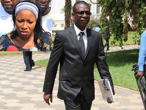 Passation de service au ministre de la culture: Youssou Ndour diplomate...Awa Ndiaye snobe la presse