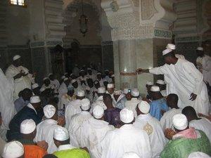 Médina Gounass : Le daaka s'est ouvert en présence de milliers de fidèles