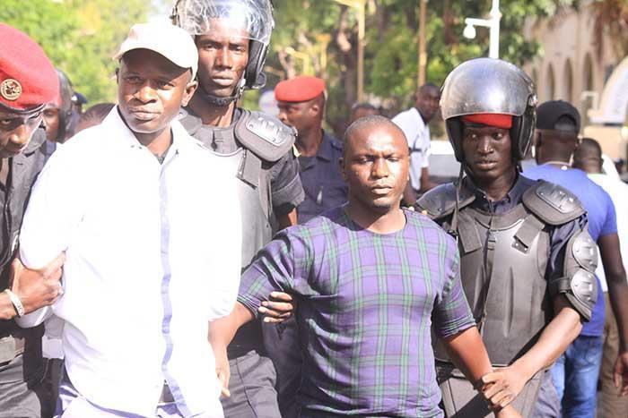 Le professeur Babacar Diop tabassé par des gardes pénitentiaires : Le Saes n'exclut pas de porter plainte.