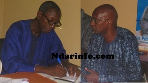 """Culture : Louis Camara et Alioune Badara Coulibaly seront interviewés dans le film """"Saint-Louis du Sénégal, l'Ile des lettres"""","""