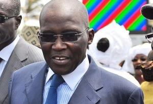 Saint-Louis:Les partisans de Masseck Ndiaye demandent à Wade de se retirer