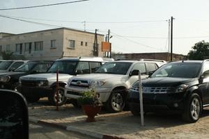 Bien de la présidence : 10 véhicules saisis à Fatick