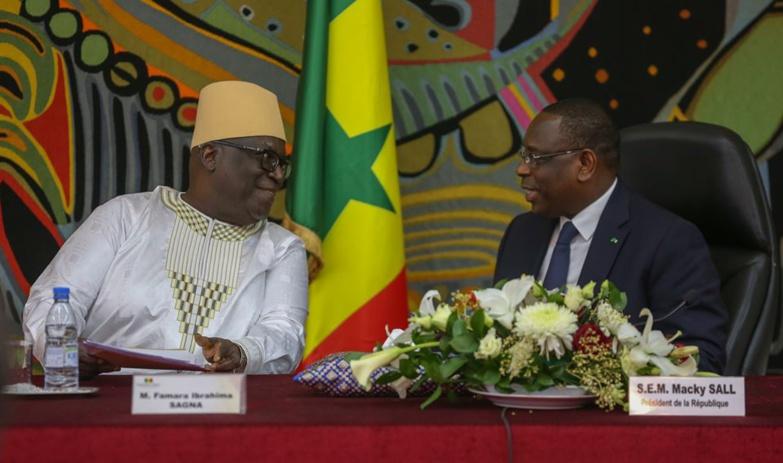 """Le dialogue national doit aboutir à """"une conclusion"""" acceptée de tous, selon Famara Ibrahima Sagna"""