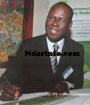 Cheikh Bamba Dièye exhorte ses collaborateurs à la rupture