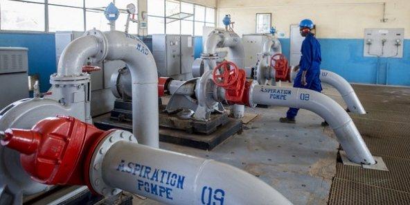 Distribution de l'eau : Suez prend le robinet ce lundi