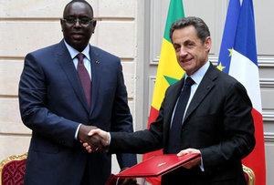 Tandem Macky/ Sarko : le Sénégal toujours sous assistance étrangère