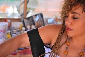 Culture - Biennale OFF de Saint-Louis : Soukeina Khalil invite les poètes, écrivains et danseurs à la peinture