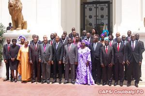 Sénégal : Le communiqué du Conseil des ministres du 27 Avril 2012