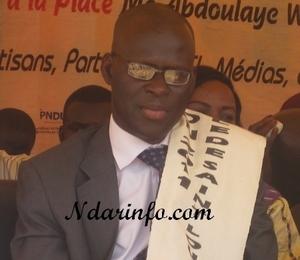 Cheikh Bamba Dièye annonce l'achat du mobilier pour les mairies de Thiès-ouest et Thiès-est