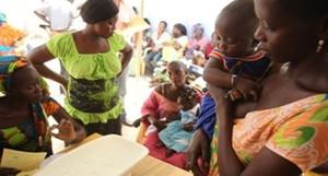 Lutte contre la malnutrition : La zone nord sera soumise à une enquête nutritionnelle du 7 mai au 8 juin 2012