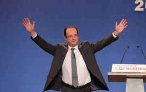 Urgent : La victoire de François Hollande vue de Nouakchott