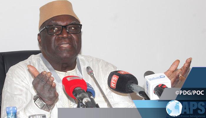 Famara Ibrahima Sagna : «Moi, on ne me manipule pas, personne ne me manipule»
