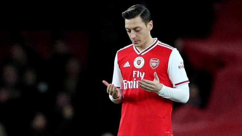 Mesut Ozil : « ALLAH est la raison pour laquelle même dans la douleur, je souris »
