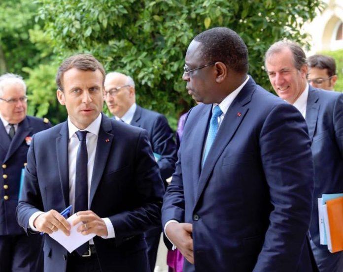 « À qui profitent toutes ces critiques contre la France ... ? », s'interroge Macky Sall