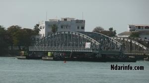 Saint-Louis : Fermeture du pont Faidherbe ce dimanche à 07h30mn