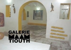 Biennale des Arts OFF à Saint-Louis : Des tableaux d'excellence à la galerie Maam Thiouth