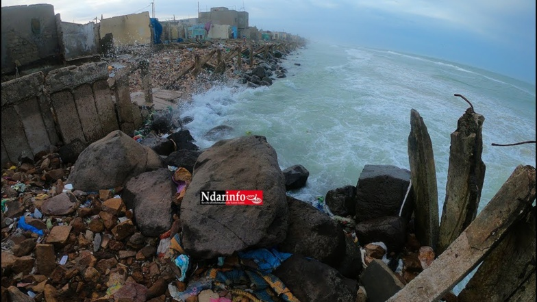 Anacim : Alerte à une houle dangereuse entre Dakar et Saint-Louis