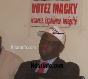 Mansour Faye : '' Ce n'est pas parce que Macky Sall est mon beau-frère que je ne mérite pas d'être responsabilisé''