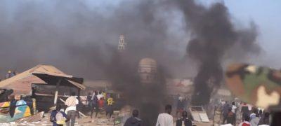 Vive tension en Gambie : Trois personnes tuées lors d'une manifestation pour le départ du Président Barrow