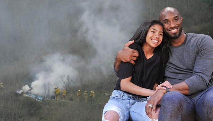 Mort de Kobe Bryant : L'une des filles de Kobe Bryant également parmi les victimes du crash (CNN)