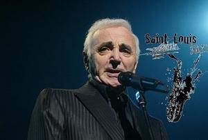 Charles Aznavour sera bel et bien au Festival de Jazz de Saint Louis