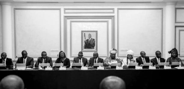 Le communiqué du conseil des ministres de ce 29 janvier 2020