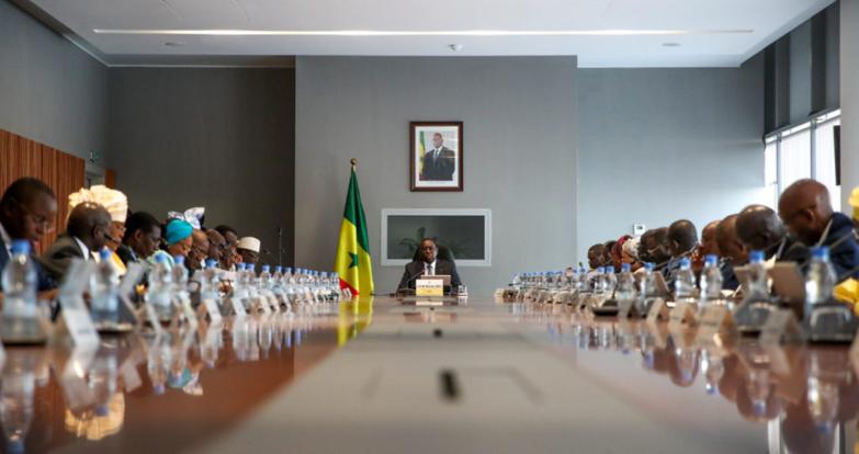 Le communiqué du conseil des ministres de ce 03 février 2020