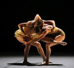 Des danseurs africains et européens au Festival ''Duo solo danse'' de Saint-Louis