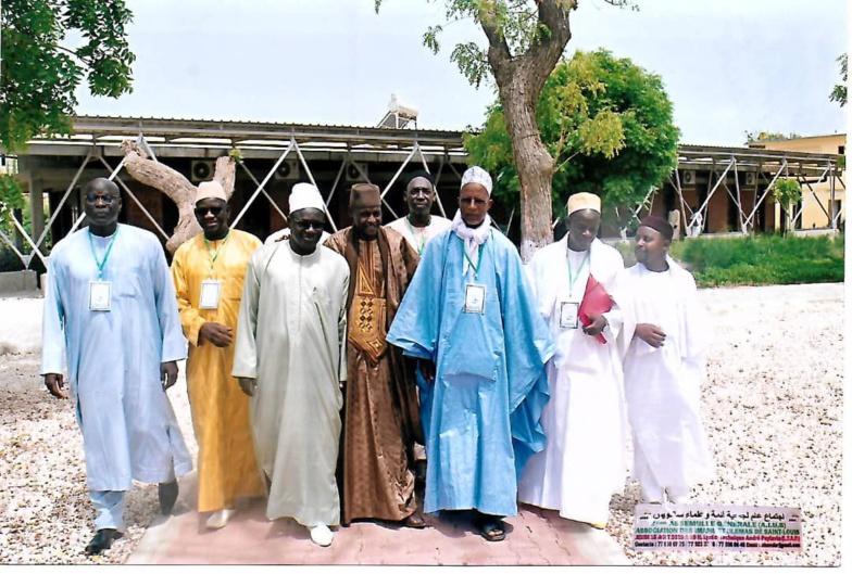 """Zeynou Abidine DIOP : Un """"Grand érudit de l'Islam"""", témoignent les Imams et Ulémas de Saint-Louis"""
