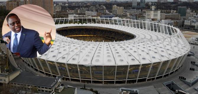 Macky Sall va procéder jeudi à la pose de la première pierre du stade Sénégal à Diamniadio