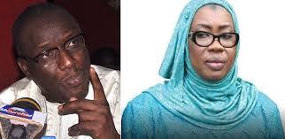 Nafi Ngom Keïta a reçu la citation directe de Cheikh Oumar Hanne