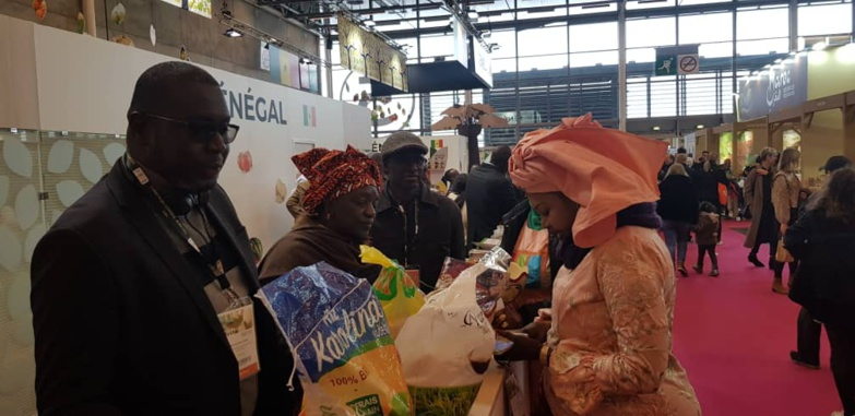 Paris : La SAED au cœur du Salon international de l'agriculture (photos)