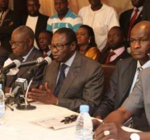 Dernière minute- Comité directeur du PDS: Pape Diop, Mamadou Seck et Cie exclus du parti