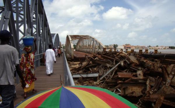 La ferraille du pont Faidherbe vendue à …