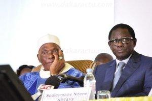"""Madické Niang: """" Je sais beaucoup de choses entre le Président Wade et Pape Diop"""""""