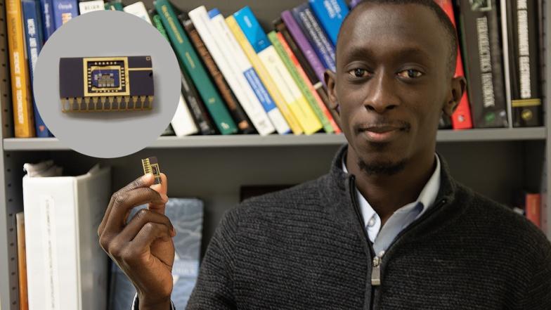 Sidy Ndao ou quand un chercheur sénégalais développe le premier ordinateur thermique au monde