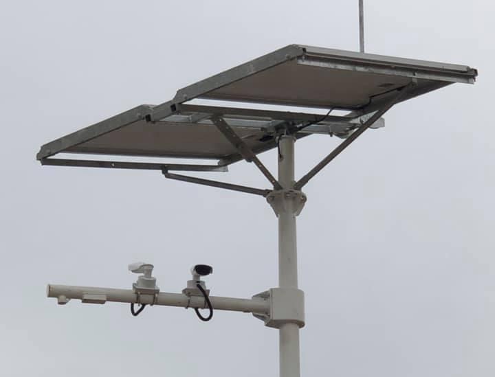 Sécurité au Sénégal : le projet Safe City mis à contribution a déjà installé 473 caméras