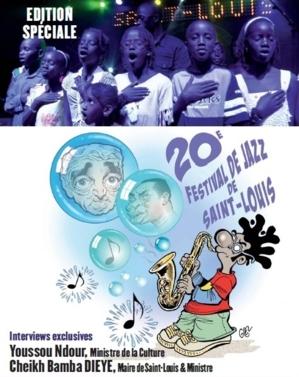 Sénégal: Le gouvernement reçoit une édition spéciale sur les 20 ans du Festival de Jazz de St-Louis (document)