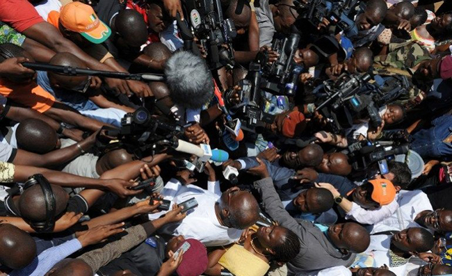 Coronavirus: L'information juste exigée des journalistes