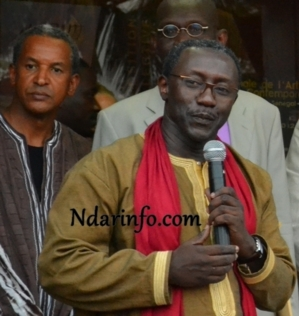Conseil ministériel à Saint-Louis: Amadou Diaw salue l'implication des acteurs culturels privés