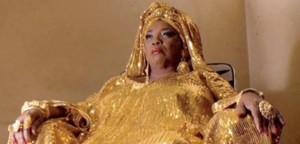 La célèbre comédienne Marie Madeleine Diallo, confinée chez elle au chevet de son mari malade
