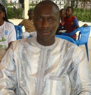 Adama Kane Diallo, Président de la Jeres