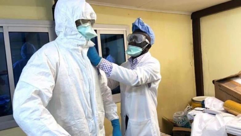 Coronavirus à Touba : 21 cas positifs, 2 quartiers touchés et 2 familles en quarantaine