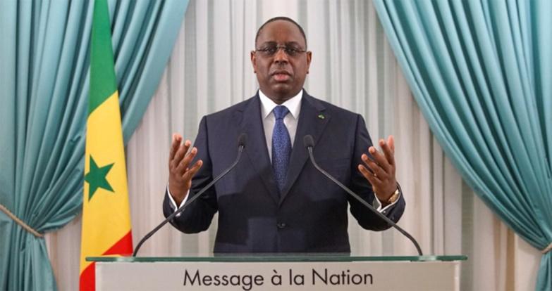 Coronavirus : Macky SALL décrète l'état d'urgence et le couvre-feu sur l'ensemble du territoire